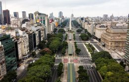 Buenos Aires and its metropolitan area, in full lockdown