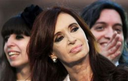 The Anti Corruption Office announced that it was withdrawing as a plaintiff in the money laundering court cases involving the Kirchner family