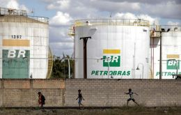 Oil firms Petrobras and Ecopetrol climbed between 3.1% and 7.2% as crude prices rose, while iron ore miner Vale rallied 6.3% for its best day in 10 months