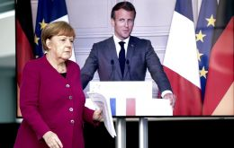Putting aside past differences and seeking to prove that the Franco-German core of Europe remains intact, Macron and Merkel announced the unprecedented package
