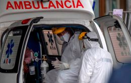 Chile has the third highest tally of virus cases in Latin America, after Brazil and Peru.