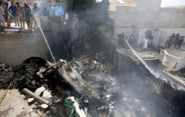 At least 80 people were confirmed to have died, provincial health authorities said, but it was not immediately clear whether they included casualties on the ground.