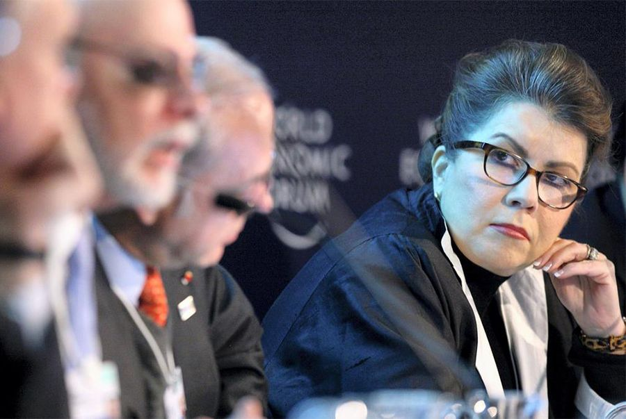 Carmen Reinhart, appointed World Bank Chief Economist — MercoPress
