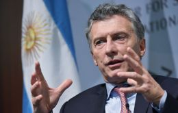 "Among those allegedly affected is popular Argentine television personality Marcelo Tinelli, who accused Macri of using ""a state apparatus to persecute""."