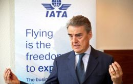"IATA's director general, Alexandre de Juniac, unveiled the main measures proposed in the ""best practices"" guide at the end of last week"