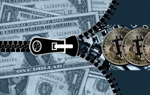 The Bitcoin is a potential alternative for those looking to avoid troubling times. PIXABAY