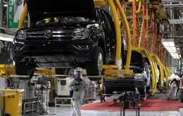 Argentina has 12 automotive plants, some of which have been in the country for some 100 years. REUTERS