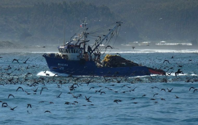 Chile is one country that is constantly reviewing and strengthening its national capacity to address IUU fishing