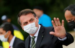 Bolsonaro's government had stopped publishing the total number of deaths from the new coronavirus on Friday, saying it was adopting a new methodology