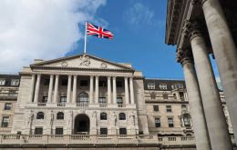 BoE bolstered its firepower by a further 100 billion pounds but surprised financial markets by saying it expected the increase to see it through to the end of the year.