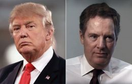 """It was not Ambassador Lighthizer's fault in that perhaps I didn't make myself clear,"" Trump said in a tweet referring to trade representative, Robert Lighthizer."