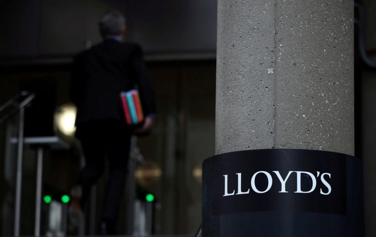 Lloyd's grew to dominate the shipping insurance market, a key element of Europe's global scramble for empire, treasure and slaves, who were usually included in insurance policies