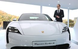 """This year will be one of our strongest years,"" Porsche Korea CEO Holger Gerrmann said as the brand saw sales rise by 46% to 3,433 vehicles on Jan-May"