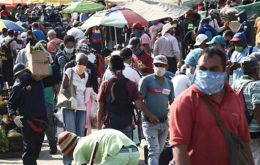 The government of Maduro has identified Zulia as an epicenter of the pandemic, with official statistics showing 590 cases and 10 deaths in the sweltering border state