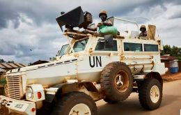 The UN budget office recommended allotting 33 million dollars less than what UN Secretary General Antonio Guterres requested for the peacekeeping operations