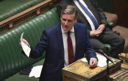 Starmer, who won election as the party's leader earlier this year, said education policy spokeswoman Rebecca Long-Bailey had been wrong to share the article.
