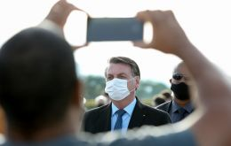 The attorney-general's office, which represents the government in legal matters, said the ruling was redundant since face masks are already mandatory in Brasilia.