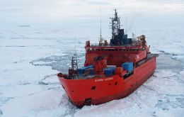 The Australian-designed and built icebreaker ferried about 14,000 expeditionary across the Southern Ocean, often amid severe storms.