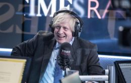 """This has been a disaster,"" Boris told Times Radio. ""Let's not mince our words. I mean this has been an absolute nightmare for the country and the country has gone through a profound shock."""
