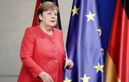 Germany's presidency comes as its leader, Angela Merkel — the European Union's longest serving current head of state — is expected to leave office next year