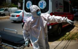 Deaths and cases in Mexico have increased steadily in recent weeks as Latin America has emerged as a hot spot for the pandemic