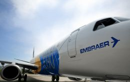Embraer is now dealing with the coronavirus pandemic that has battered demand for travel