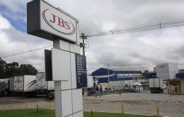 China is temporarily halting imports from a BRF plant in Lajeado and a JBS-owned Seara brand plant in Tres Passos, both in Brazil's Rio Grande do Sul state