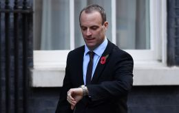 "Foreign Secretary Raab said government now has the ability to impose sanctions on people involved ""in the very worst human rights abuses"" around the world"