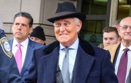 """Roger Stone is now a free man!"" the White House said in a statement, days before he was to report to a federal prison to start serving his term."