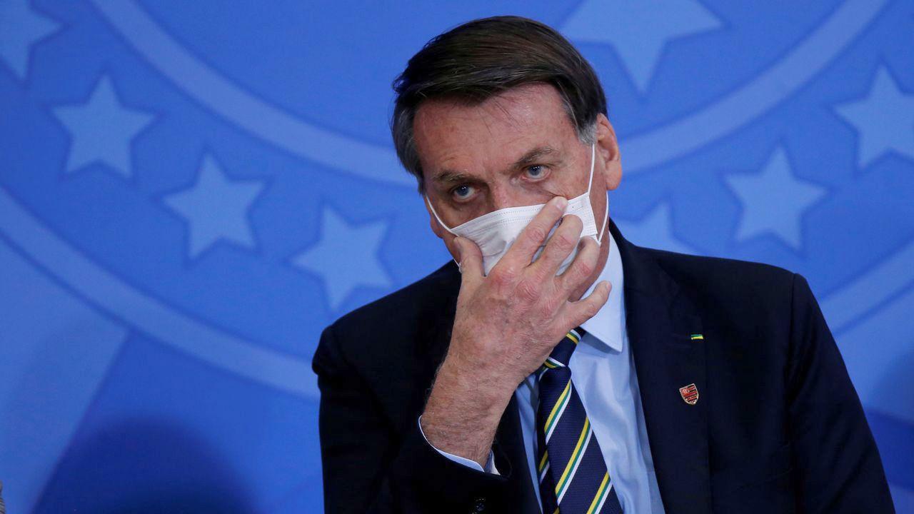 Brazilian president Jair Bolsonaro is finally humbled by ...