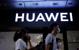 "China, whose economy is five times the size of Britain's, warned the decision would hurt investment as Chinese companies had watched as London ""dumped"" Huawei"