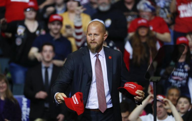 Brad Parscale was blamed internally for the botched Tulsa, Oklahoma, June rally  that drew a much smaller-than-expected crowd and led to a coronavirus outbreak
