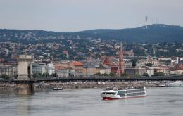 Holiday makers are adapting to strict new safety measures on the elegant ships with Germany's Nicko Cruises the first to restart Danube trips.