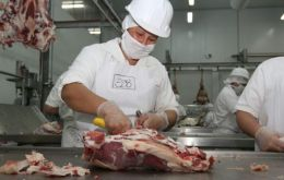Paraguay, a Mercosur member is also in negotiations to sell beef to the United States