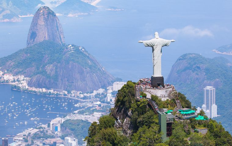Tourists from all countries can travel to Brazil as long as they have health insurance for the duration of their trip, the government said in a decree on Wednesday