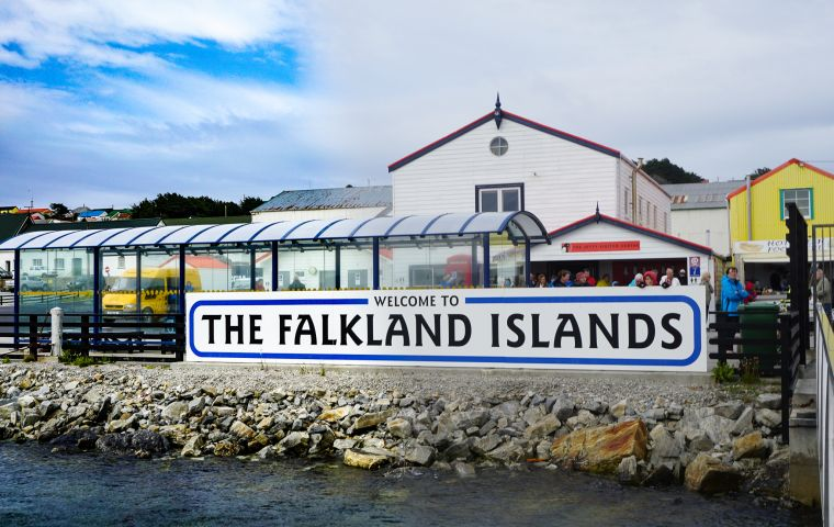 """Current travel restrictions are lifted but global travel and tourism demand remains largely subdued with visitation to the Falkland Islands down by """"as much as 80%"""""""