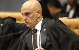 Justice Alexandre de Moraes ruled Facebook and Twitter failed to comply with orders to block the accounts because they were only blocked within Brazil
