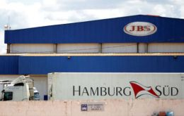 Nordea said the decision to drop JBS from its portfolio was taken after a period of engagement with the company, which is the world's largest meat producer
