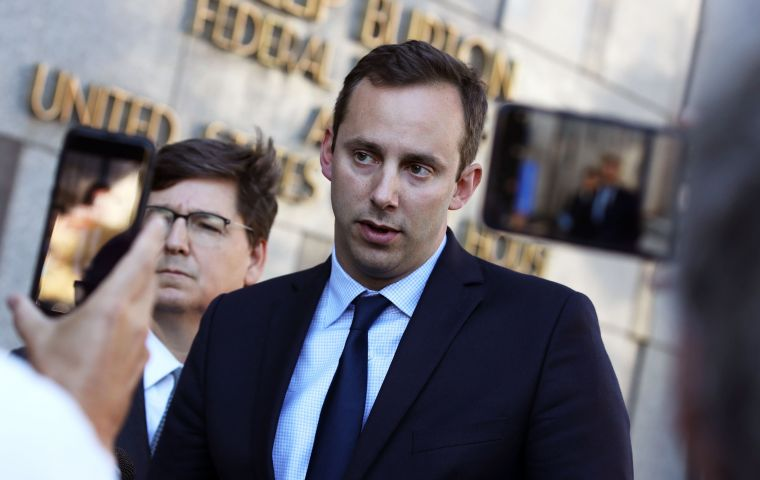 U.S. District Judge William Alsup in San Francisco said Levandowski, convicted on Tuesday could enter custody once the COVID-19 pandemic has subsided.