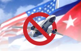 Last October the US banned regular scheduled flights to all cities in the Castro family run Cuba except Havana