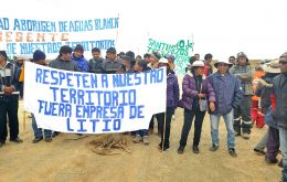 The Atacama Indigenous Council (CPA) in 2019 filed a lawsuit demanding regulators scrap a US$ 25 million remediation plan developed by SQM