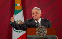 President Lopez Obrador, who has made combating graft his top issue, said the public should see all evidence linked to bribes allegedly paid to lawmakers that led to the passage of reforms he opposed.