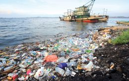 Such an amount of plastic, 21 million tons, would be enough to fully load almost 1,000 container ships. Findings are published in the journal Nature Communications