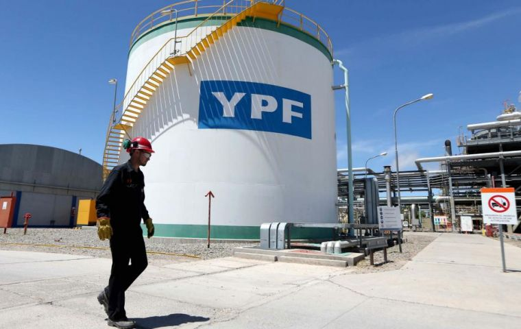 State-controlled YPF, Argentina's top producer, has said it has 71 shale oil wells and 10 shale gas wells in Neuquen that have been drilled but not completed.