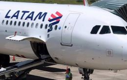 No Latam flights from Chile until next January