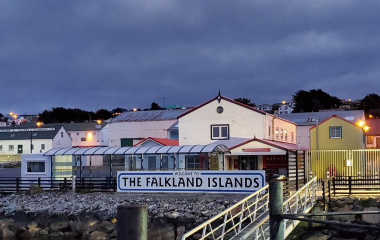 The Falklands-based South Atlantic Environmental Research Institute (SAERI) and the St Helena Research Institute (SHRI) have been working together with the Falkland Islands' Government