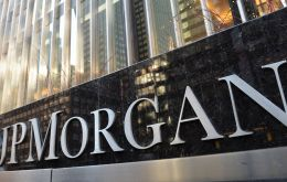 JPMorgan has roughly 20 billion reais (US$ 3.71 billion) under management in its Brazilian private banking unit, a source said.