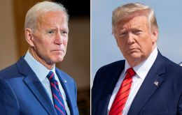 Trailing Biden in most national opinion polls since the coronavirus, Trump has sought to change the subject from a pandemic, blaming Black Lives Matters protesters for violence
