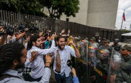 Opposition members accuse the Venezuelan government of revamping the constitution to give unlimited power to the ruling Socialist Party.