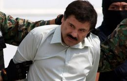 """El Chapo"", as he is known, is kept in isolation, incarcerated in one of the United States' highest security prisons, located in Colorado's mountainous desert."